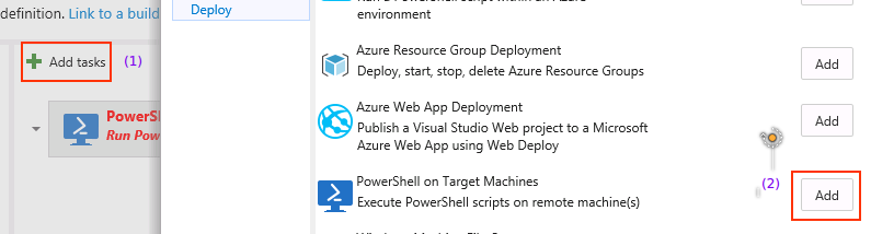 VSTS Deployment Guide